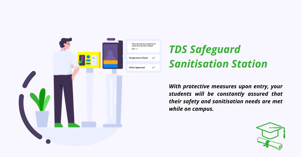 TDS-Safeguard-Sanitisation-Universities